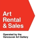 Art rental and sales operated by the Vancouver Art Gallery
