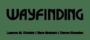 Wayfinding exhibition evergreen cultural centre